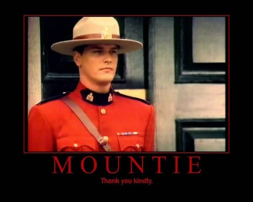 Lars the Mountie